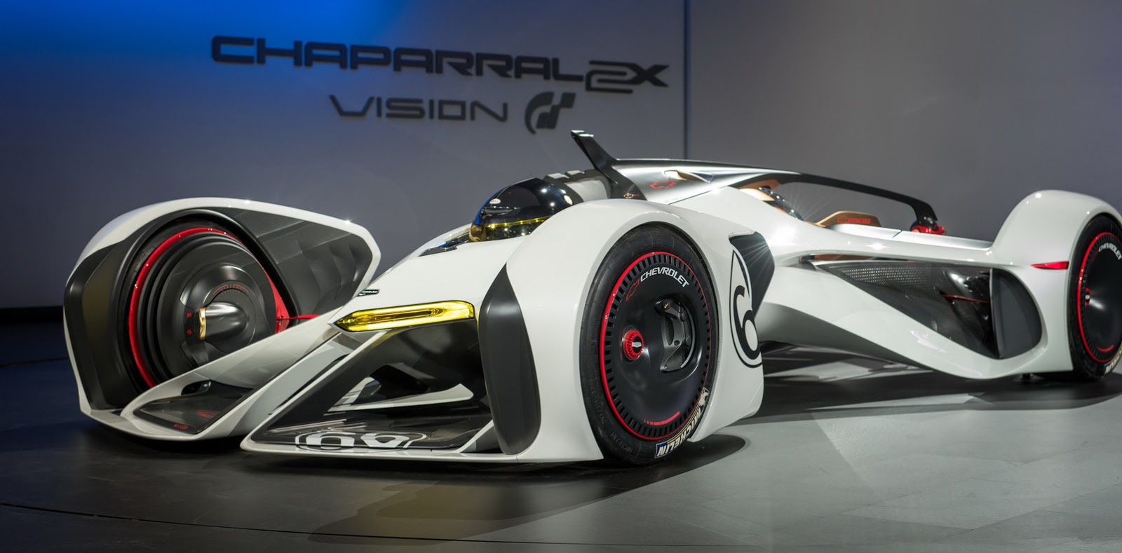 Chevy's Chaparral 2X VGT Is Real, In A Fictional Way…[w
