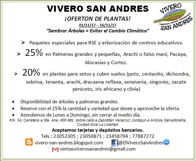 VIVERO SAN ANDRES