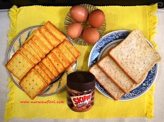 Resep Sandwich Biskuit Selai Kacang Skippy