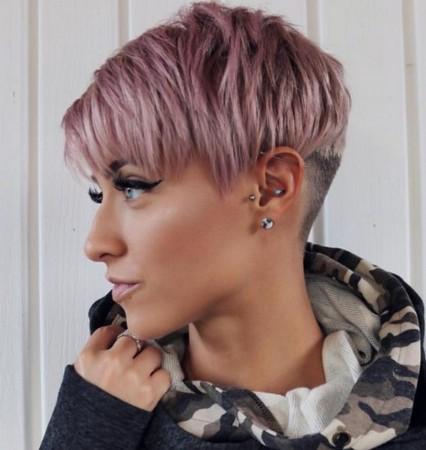 model rambut pendek wanita 2019 sesuai bentuk wajah