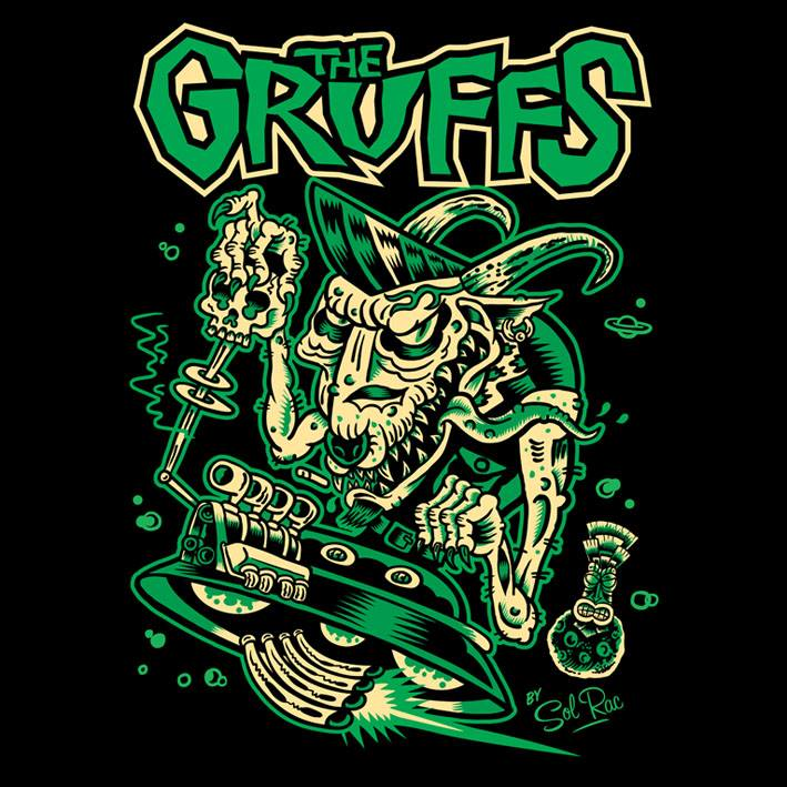 The Gruffs - Psychobilly - UK