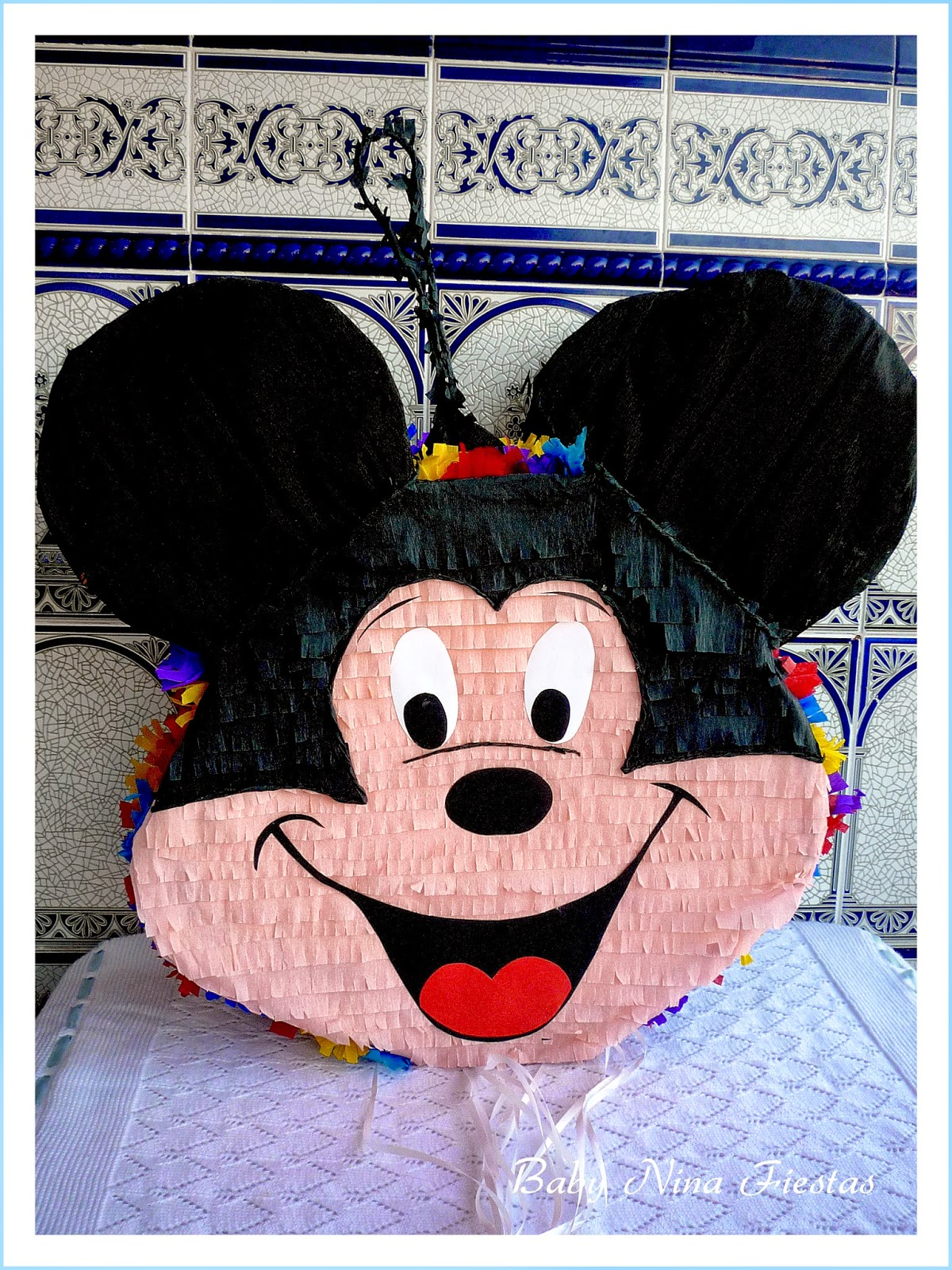 Piñata Mickey Mouse