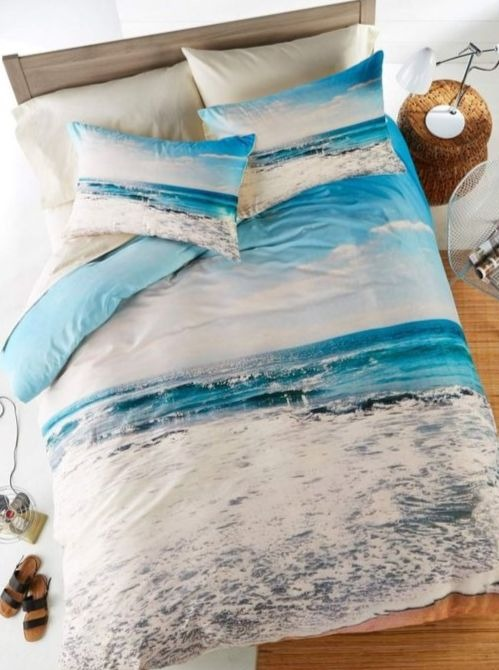 Ocean Theme Bedding by Deny Designs