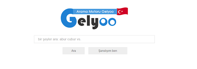 Gelyoo.com yerli arama motoru