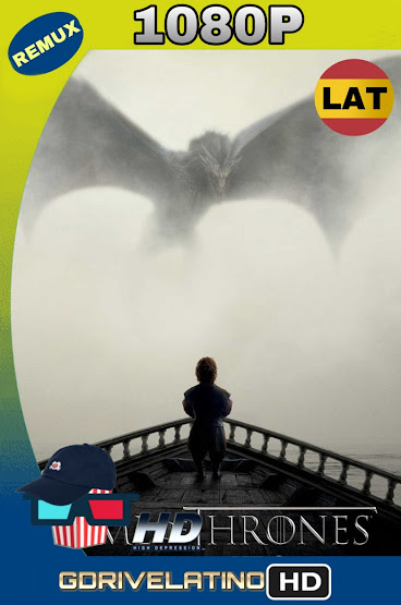 Game Of Thrones Temporada 5 REMUX 1080p Latino-Ingles MKV