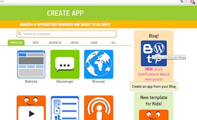 Cara Membuat Blog Menjadi Aplikasi Android 03