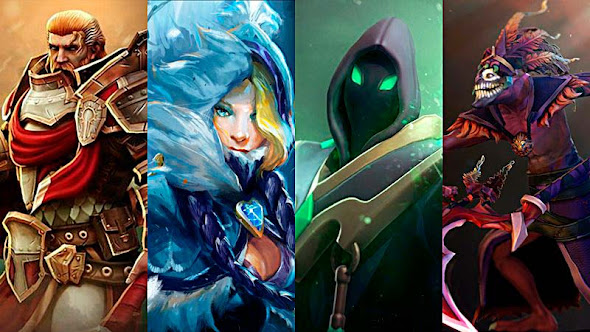 Mejores Heroes para Support DOTA 2