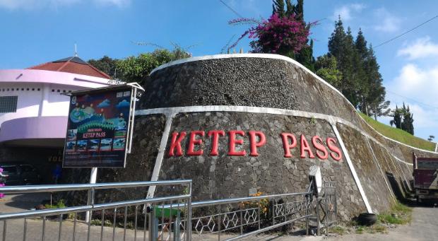 Wisata Ketep Pass di Magelang, Lokasi, Alamat, Jalur dan Harga Tiket