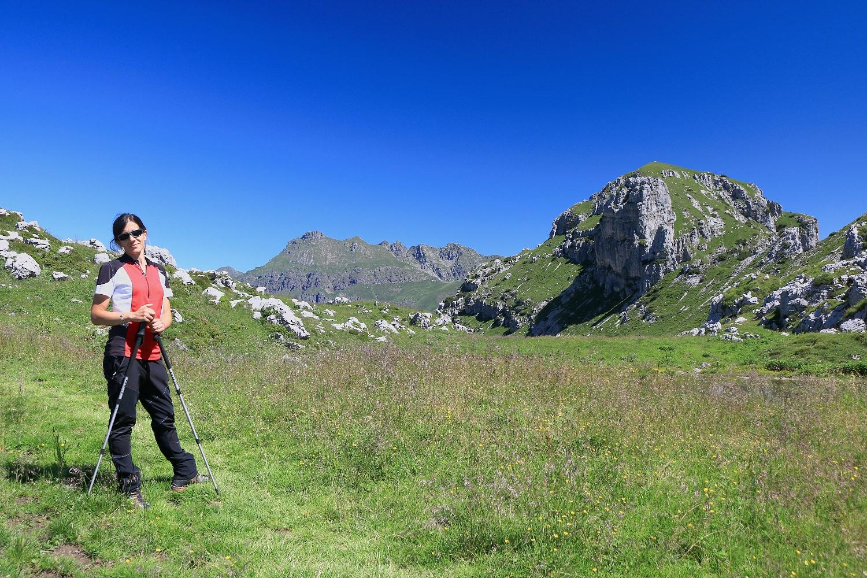 Aria di montagna sentieri delle alpi zuccone dei for Piani mensili in montagna
