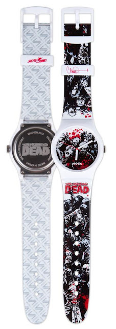 "The Walking Dead x Vannen ""Walkers!"" Watch by Charlie Adlard"