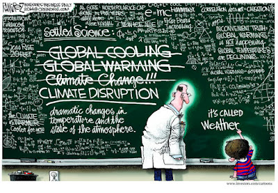 Climate Change - Pre-hysterical Climate Change