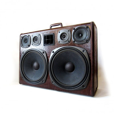 Creative Boombox Inspired Products and Designs (15) 14