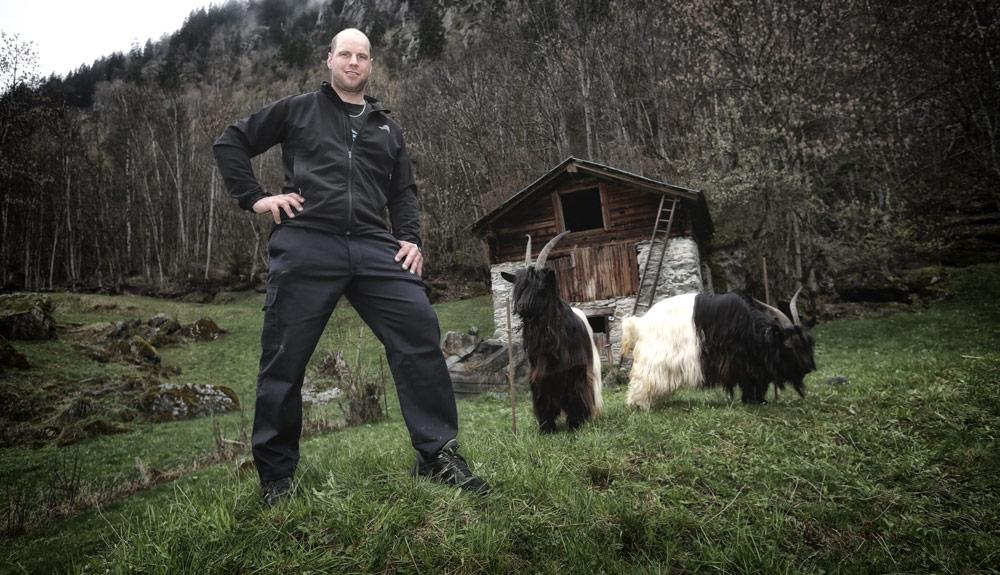 Kasimir Eggel, Metzger: «Fleisch nachhaltig geniessen»