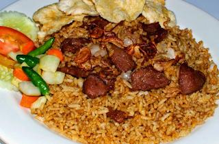 Resep Membuat Nasi Goreng Kambing