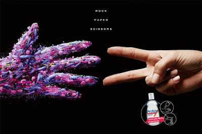 Hand Hygienic Advertisements