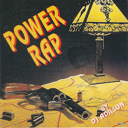Power Rap Vol.01 (CD - 1995)