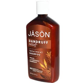 Jason Natural szampon leczący łupież