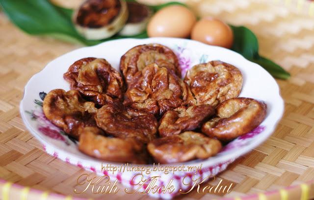 Kuih Akok Kelantan