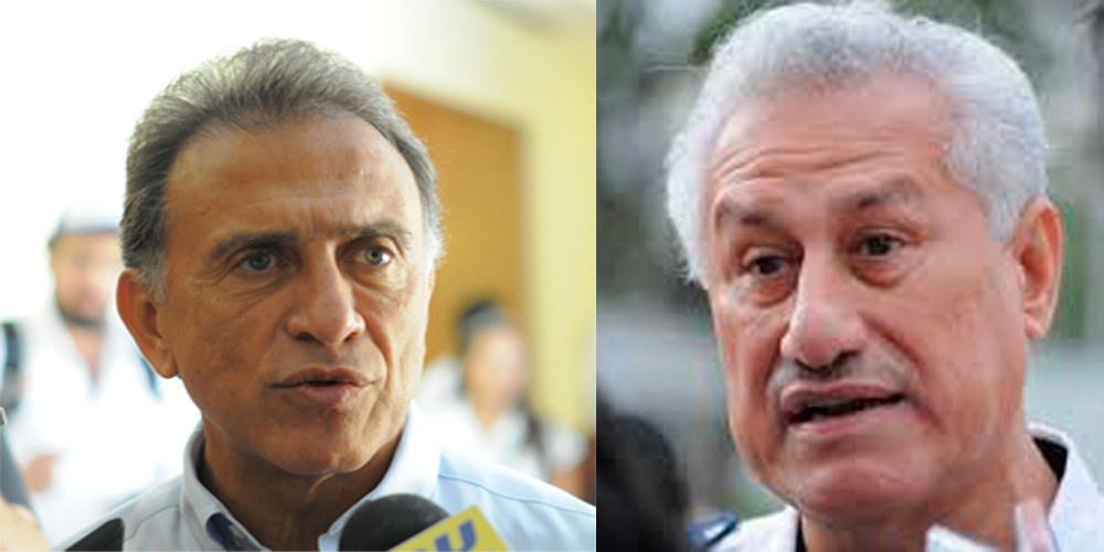 """Secretario de Seguridad Pública de Veracruz, """"amigo"""" de operadora de Los Zetas; hablaban por teléfono"""