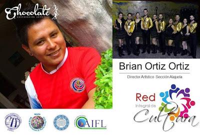 bryan ortiz, director chocolate dance company, swing criollo, bailarín