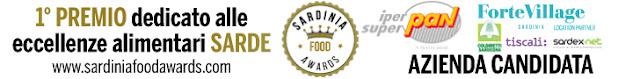Immagine del banner sardinia food awards