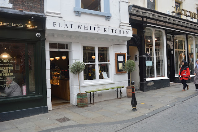Flat White Kitchen Saddler Street Durham