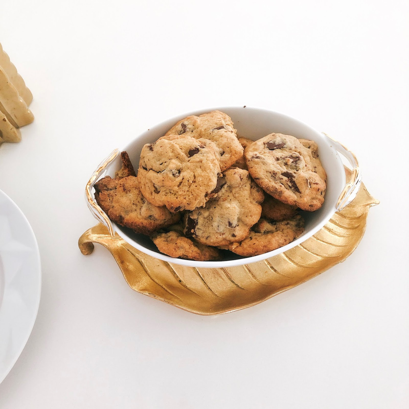 Receita: Cookies Americanos