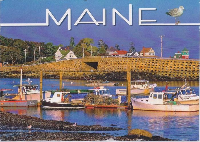 142. Maine