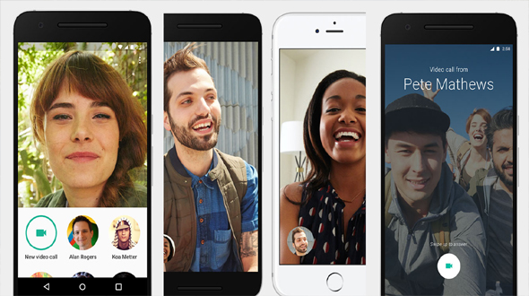 Google Launched Duo to compete with FaceTime
