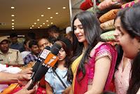 Actress Adah Sharma Launches Saree Niketan Showroom  0016.jpg