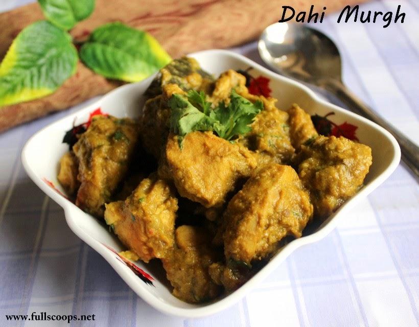 Dahi Murgh