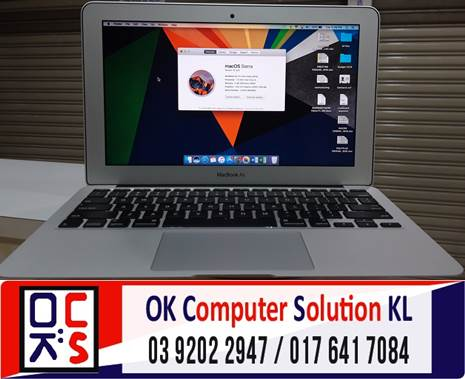 [SOLVED] MASALAH CANNOT ON MACBOOK AIR | REPAIR LAPTOP CHERAS 5