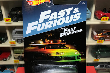 Bocoran Hot Wheels Fast And Furious 2017