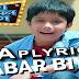 Babar Biye Song Lyrics | Dekh Kemon Lage | Avik Chongdar