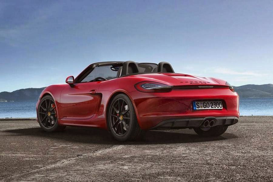 2014 porsche boxster gts and cayman gts autoesque. Black Bedroom Furniture Sets. Home Design Ideas