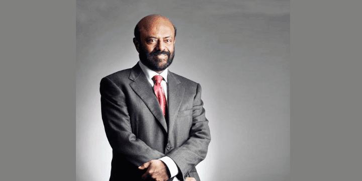 Shiv Nadar (Founder & Chairman, HCL)