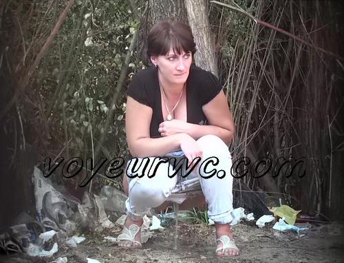PissHunters 9236-9251 (Outdoor voyeur peeing. Voyeur public toilet spy cam)