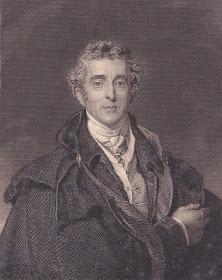 Arthur Wellesley, 1st Duke of Wellington  © Rachel Knowles - own collection