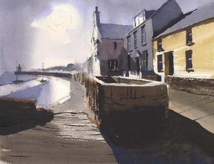 Британский художник. Simon Jones