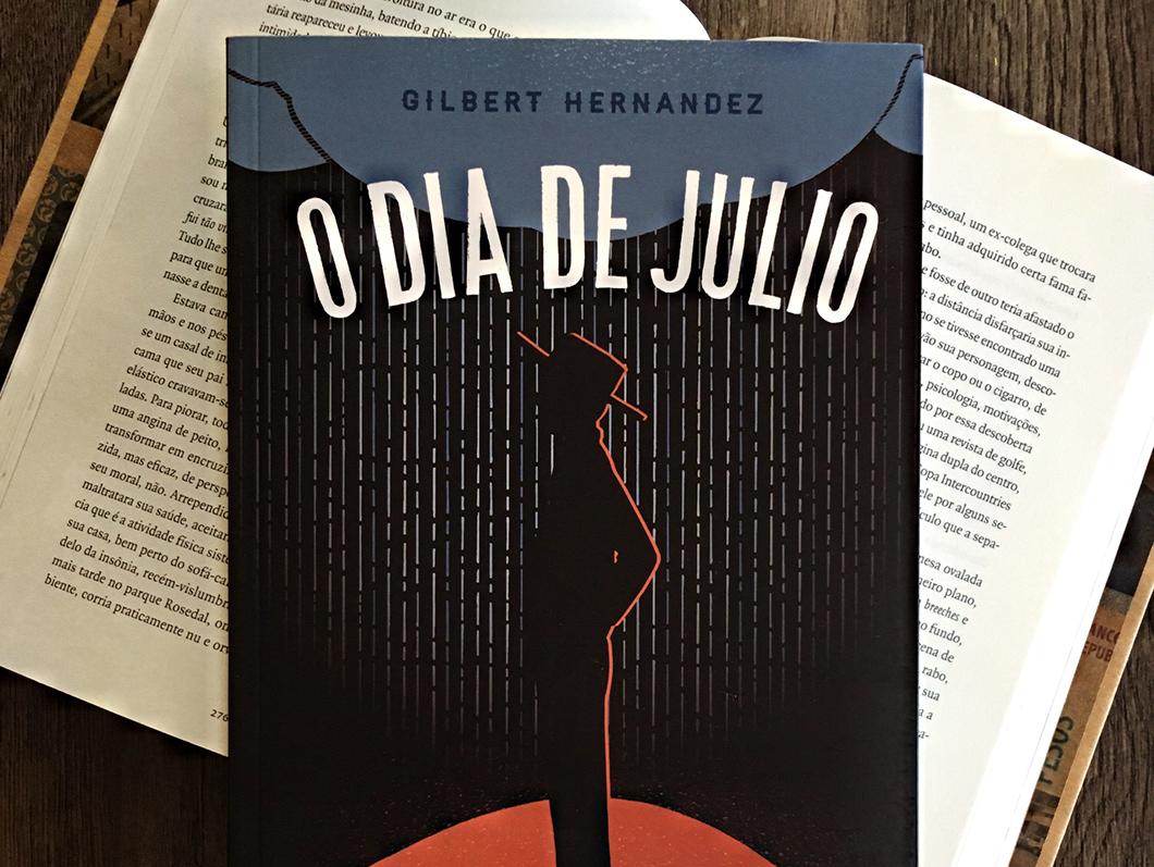 O Dia de Julio: HQ de Gilbert Hernandez narra cem anos na vida de um homem | Resenha