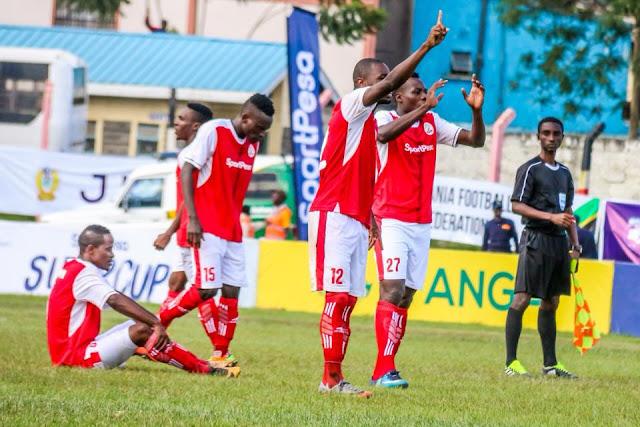 PICHA 5: k.sharksfc dhidi ya Simba sc leo michuano ya sportpesa super cup Kenya