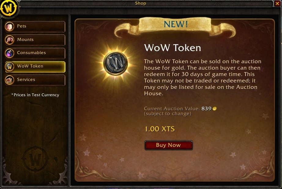Give a wow token to a friend without game time? : wow
