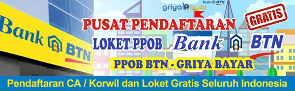 Loket PPOB Bank BTN Binjai Blambangan Umpu