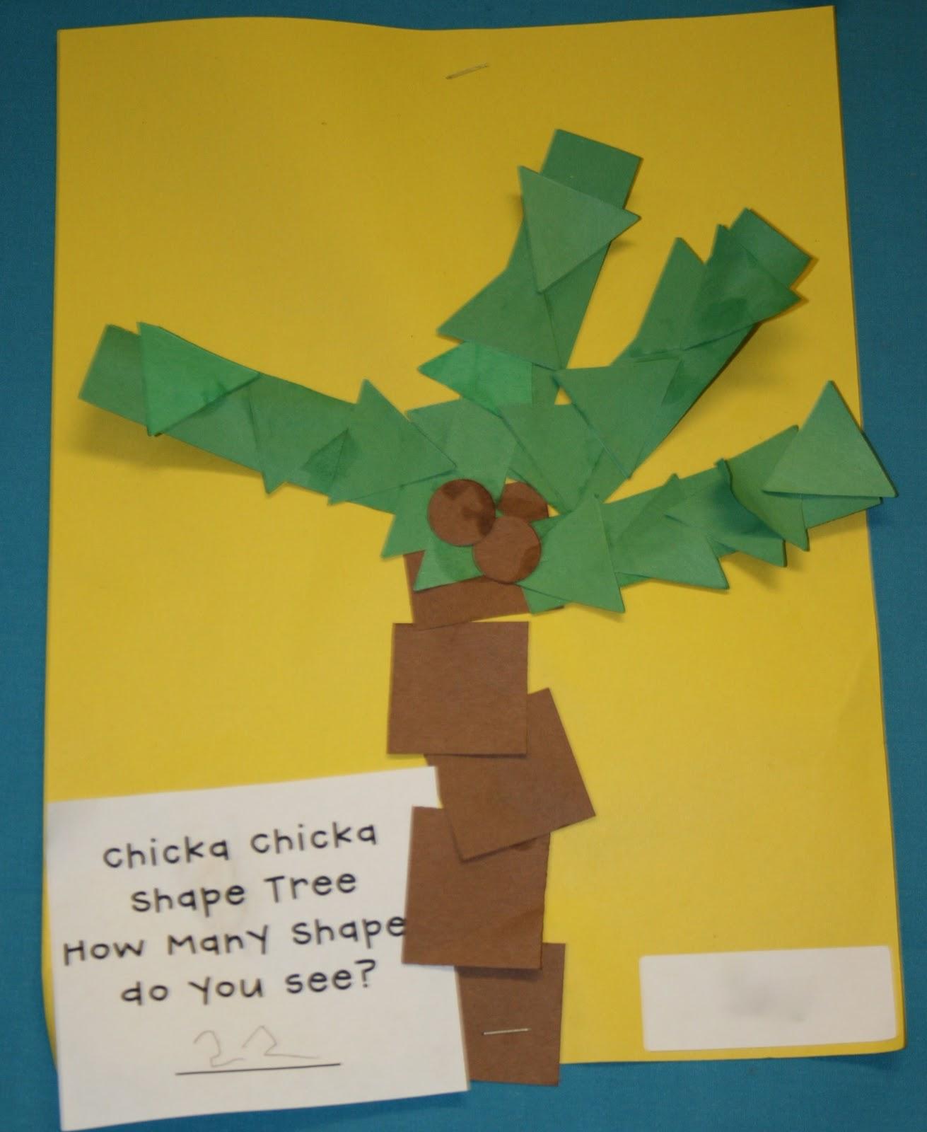 Mrs. Mayas' Kindergarten: Chicka Chicka Boom Boom!!! - photo#46