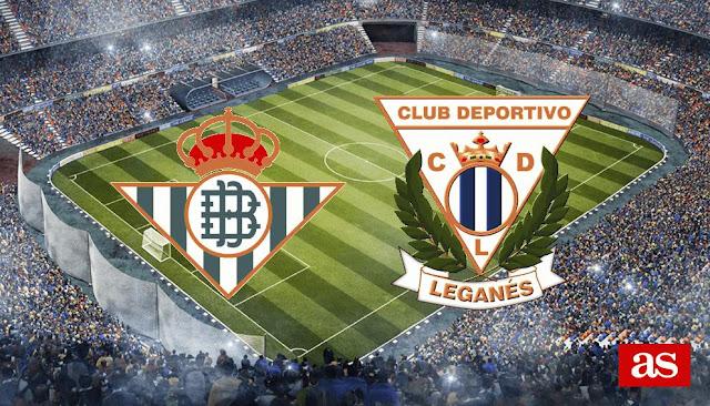 Real Betis Vs Leganes Full Match Highlights 15 January
