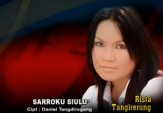 Lirik Lagu Toraja Sarroku Siulu' (Rista Tangirerung)