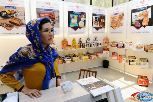 Empresarios iraníes ven a Armenia como un corredor de negocios