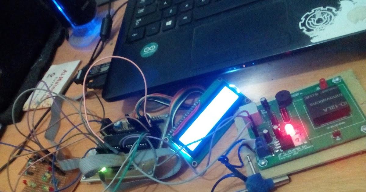 membuat alat dengan kendali rfid reader id