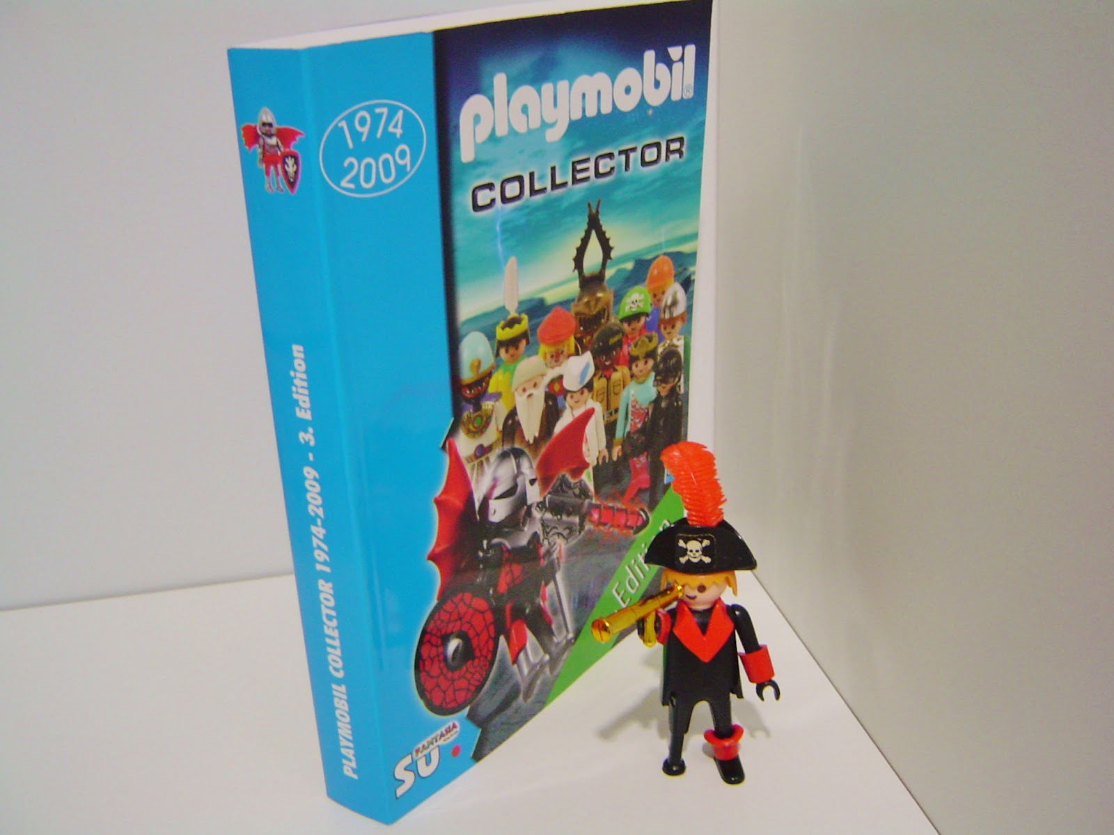 Playmobil Collector Book