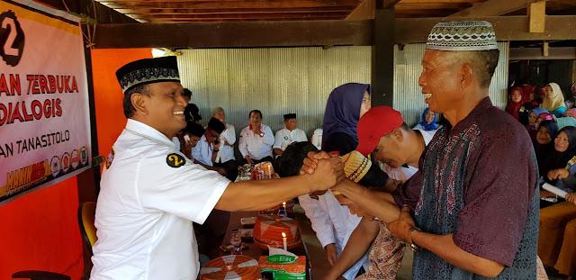 Kian Tak Terbendung, Giliran Warga Desa Waetuo Nyatakan Sikap Menangkan BARAKKA